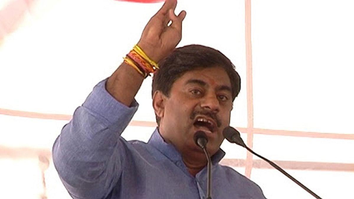 भोपाल: बीजेपी विधायक ने दिग्विजय पर लगाए साजिश के आरोप