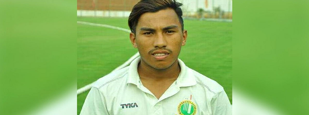 Unsurpassed Bowler from Manipur