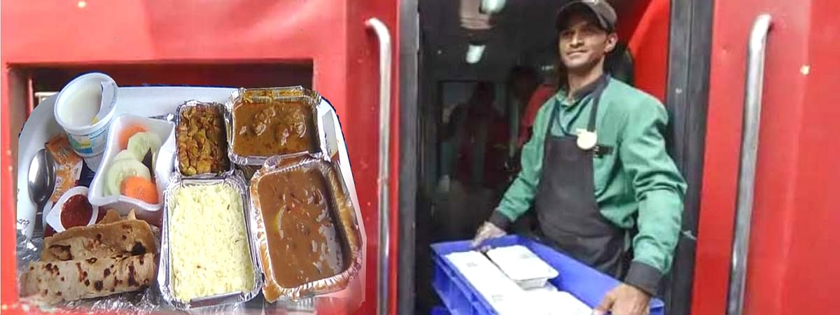 Food Prices Increased by Indian Railways