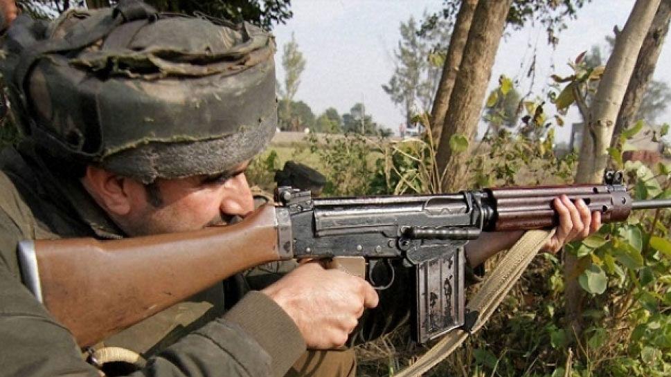 पचमढ़ी में ड्यूटी पर तैनात सैनिकों की 2 इंसास रायफल चोरी