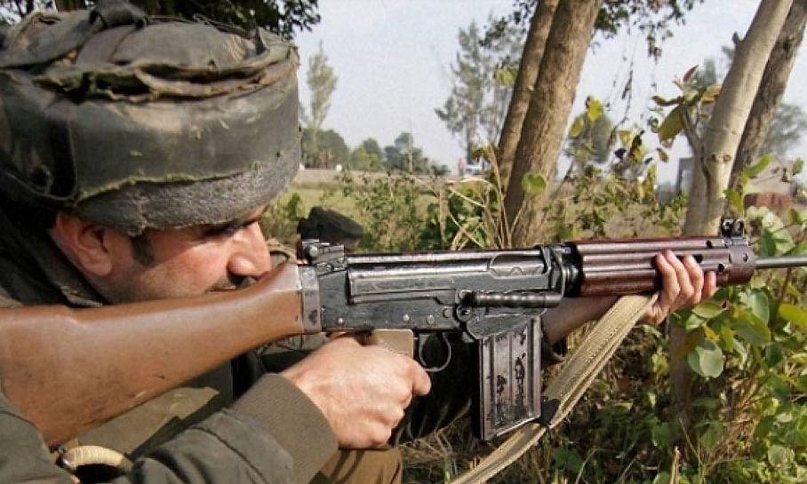 सुरक्षा में बड़ी चूक पचमढ़ी में सैनिकों की 2 इंसास रायफल चोरी