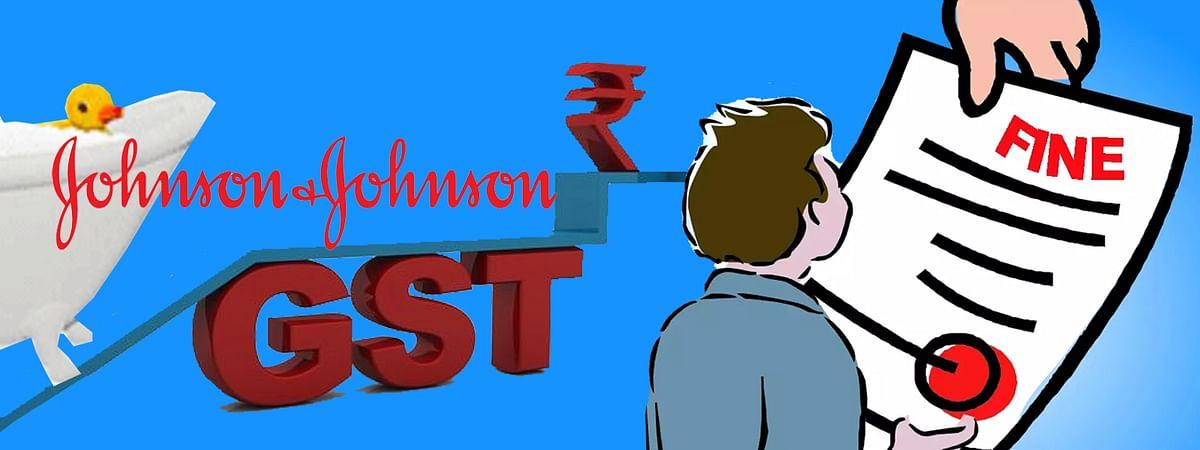 Fine on Johnson & Johnson