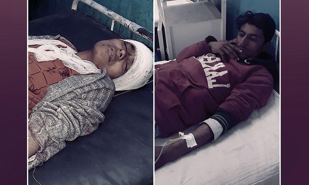 युवती ने तोड़ी सगाई-बौखलाए युवक ने किया जानलेवा हमला, पिया जहर