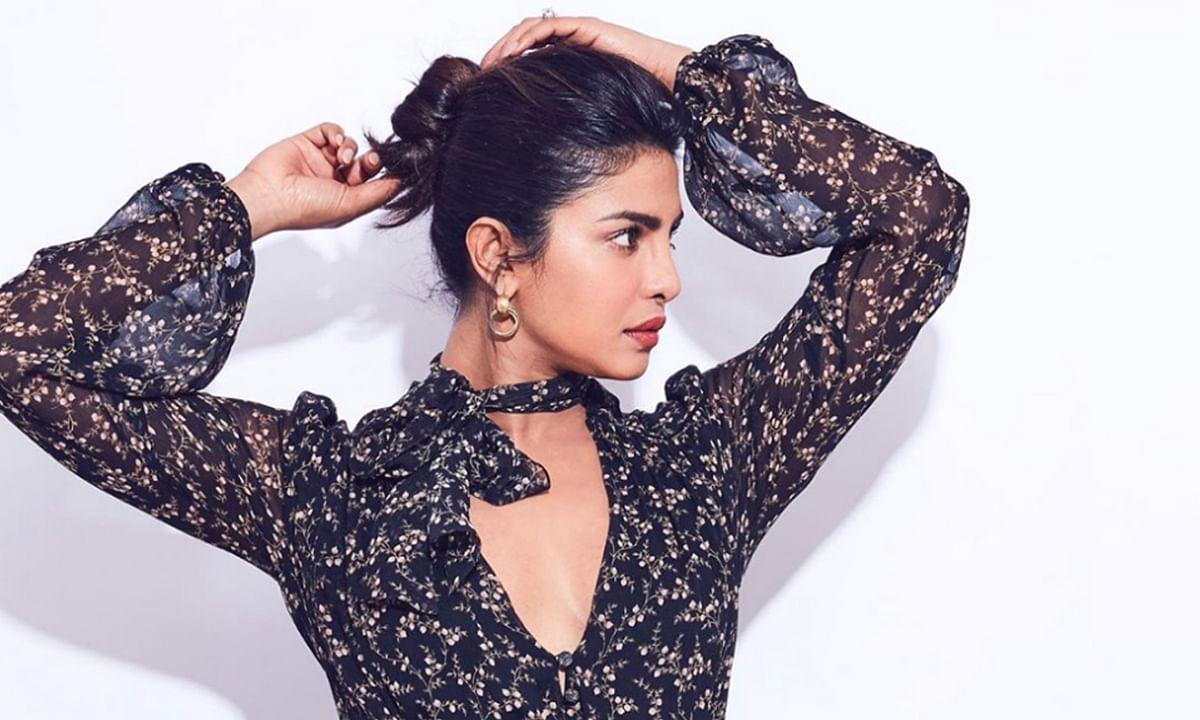 IMDB 2019 में भारतीय सितारों की सूची में प्रियंका चोपड़ा टॉप पर