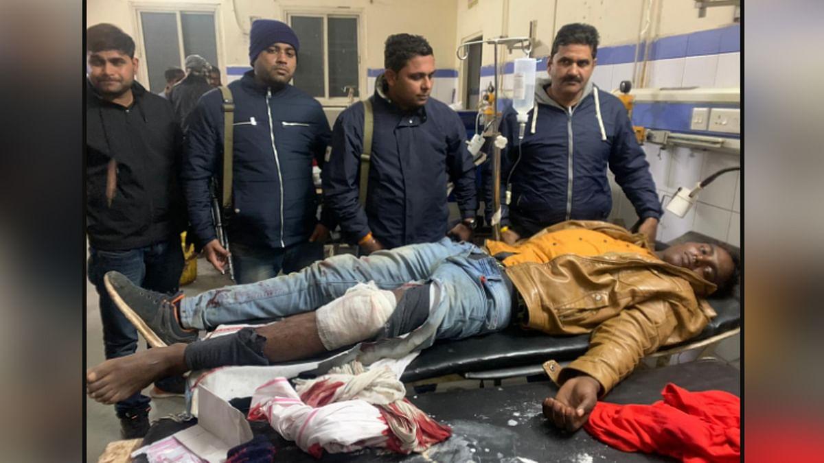 ग्वालियर: हत्यारा, इनामी बदमाश शार्ट एनकाउंटर में दबोचा गया