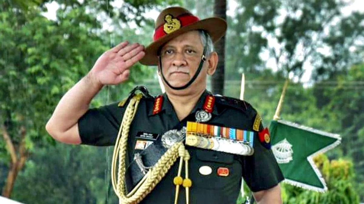जनरल बिपिन रावत संभालेंगे भारत के पहले CDS पद की जिम्मेदारी