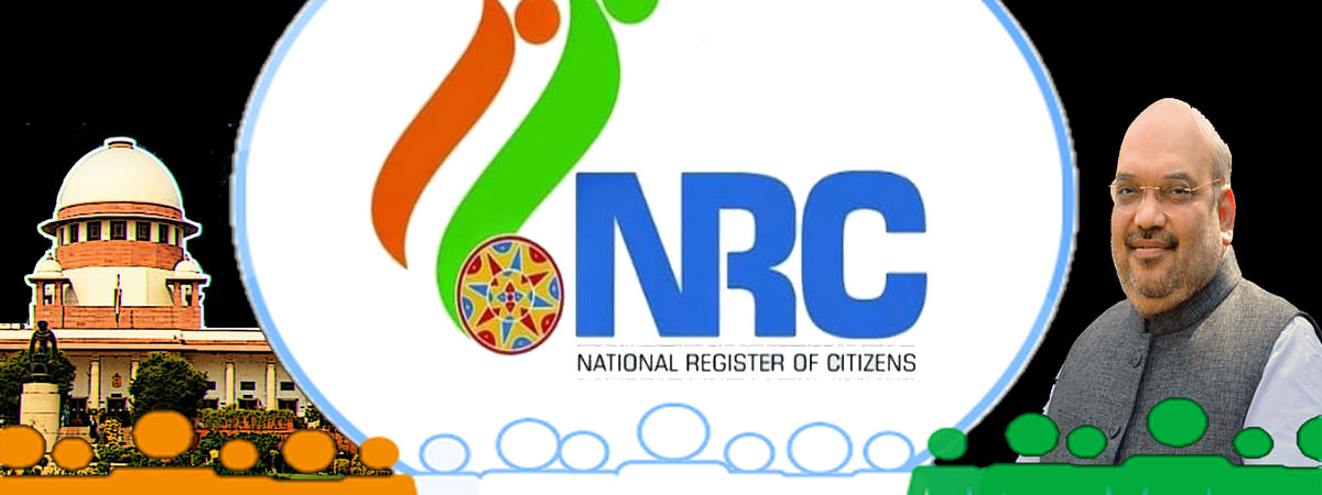 National Register of Citizens of India  - NRC