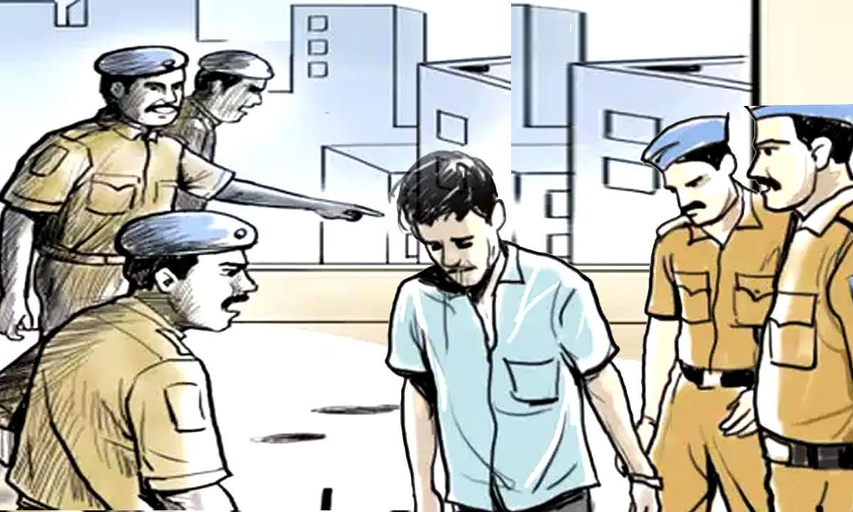 मीडिया समूह के मालिक जितेंद्र सोनी के ठिकानों पर पुलिस का छापा