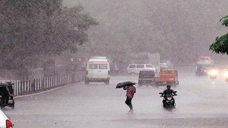 Bhopal : सीजन की पहली भारी वर्षा, चौबीस घंटे में बरसा 84.2 मिमी पानी