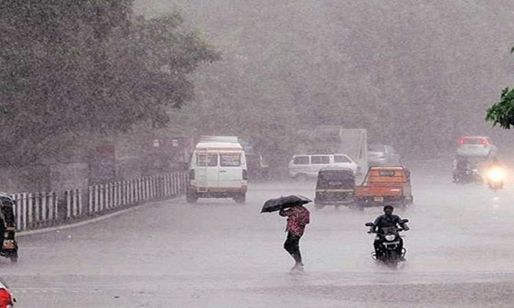 मध्यप्रदेश के 27 जिलों में ऑरेंज अलर्ट जारी, भारी बारिश की चेतावनी