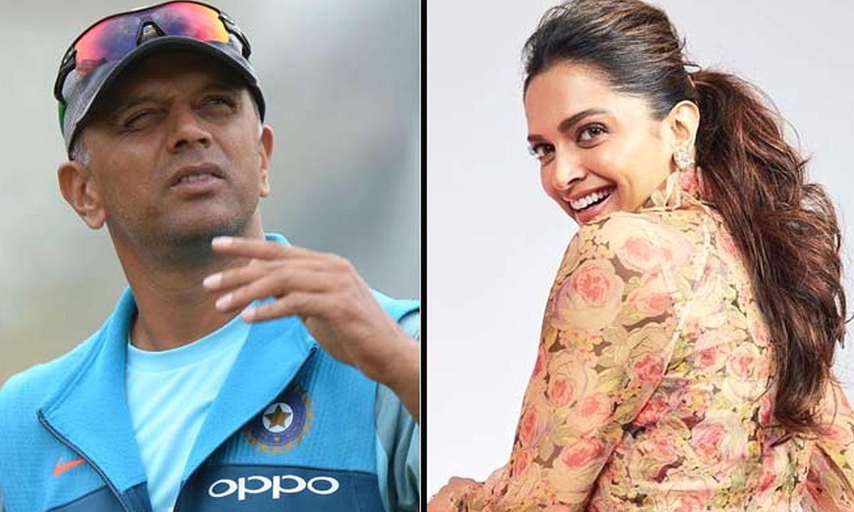 दीपिका पादुकोण ने किया खुलासा, बताया अपना पसंदीदा क्रिकेटर