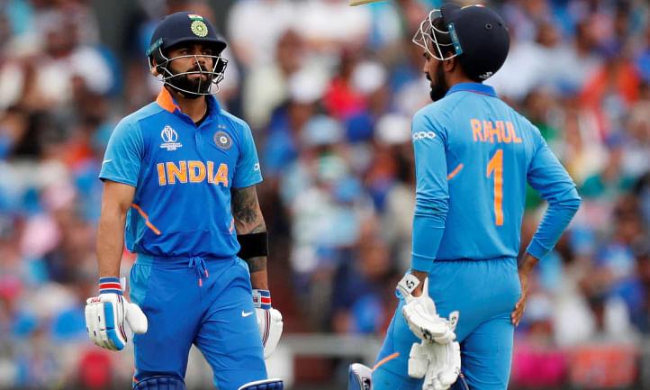 ICC T20 रैंकिंग में कोहली टॉप 10 में शामिल, केएल राहुल भी ऊपर चढ़े
