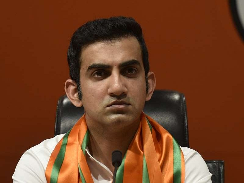 Gautam Gambhir Said this is the Real Face of Pakistan.