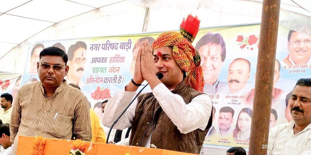 प्रदेश सरकार अब नगरीय निकायों में रामलीला कराएगी : जयवर्द्धन सिंह