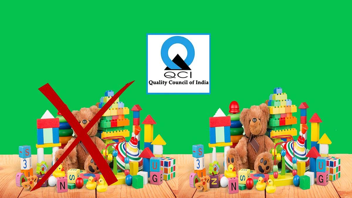 Toy Testing By QCI