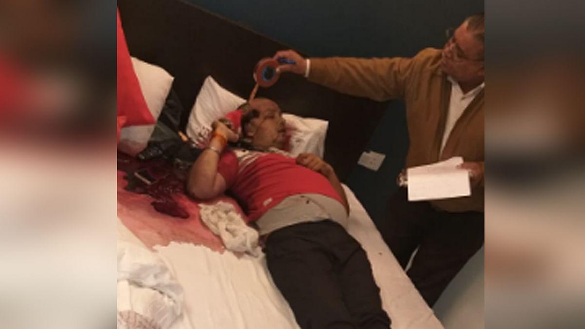 बंद कमरे में युवक ने खुद को किया शूट, जांच में जुटी पुलिस
