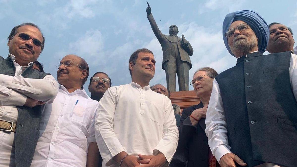 राहुल गांधी करेंगे राजघाट पर CAA के खिलाफ विरोध-प्रदर्शन