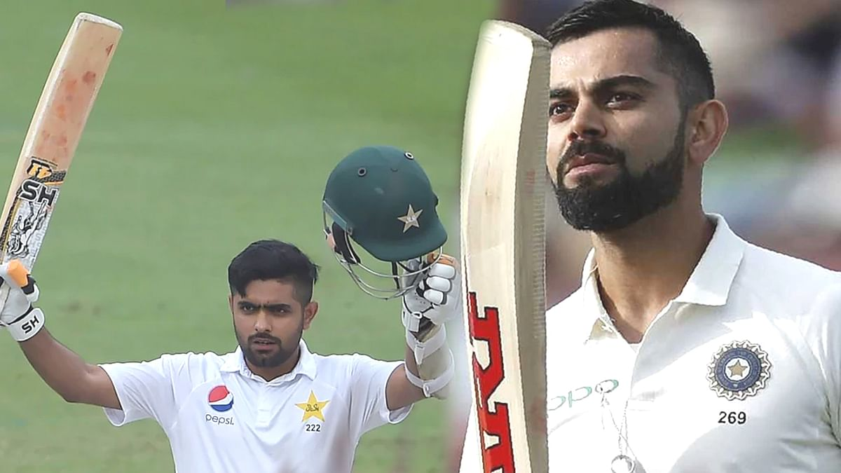 'विराट कोहली' की तरह सफल बल्लेबाज बनना चाहते हैं, 'बाबर आजम'