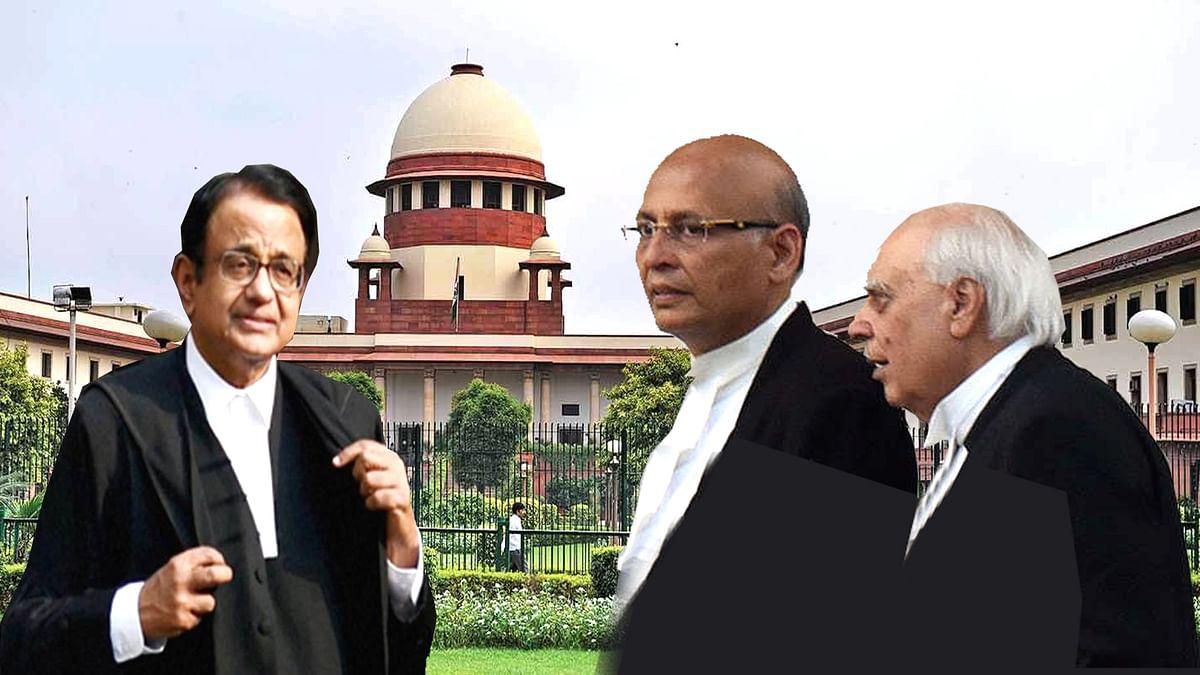 सुप्रीम कोर्ट में INX मामले के आरोपी और वकील का   आमना-सामना