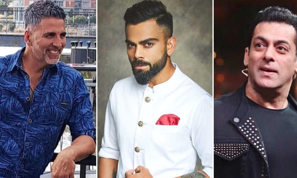 फोर्ब्स इंडिया की लिस्ट में बॉलीवुड और टेलीविजन के ये कलाकार शामिल