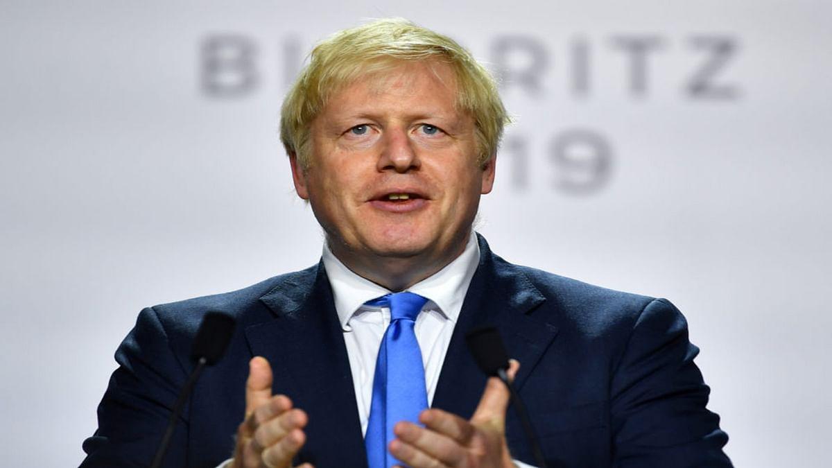 ब्रिटिश प्रधानमंत्री बोरिस जॉनसन का भारत दौरा हुआ रद्द