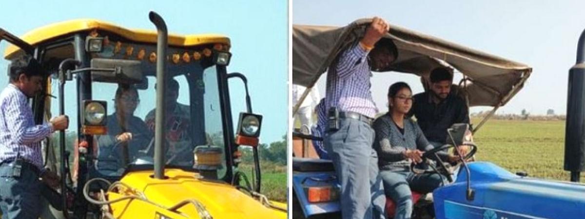 महिला SDM ने मुक्त कराई माफिया से 50 बीघा सरकारी जमीन