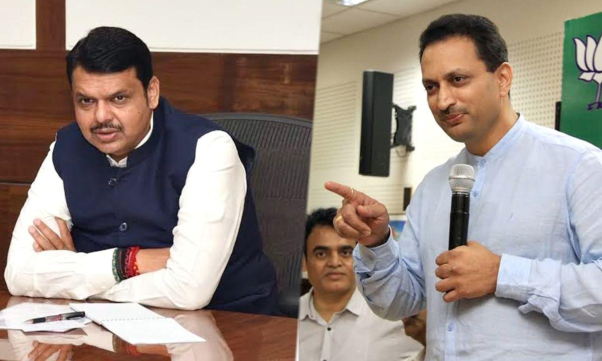 महाराष्ट्र: 80 घंटे CM बनने के पीछे भाजपा नेता का बड़ा खुलासा