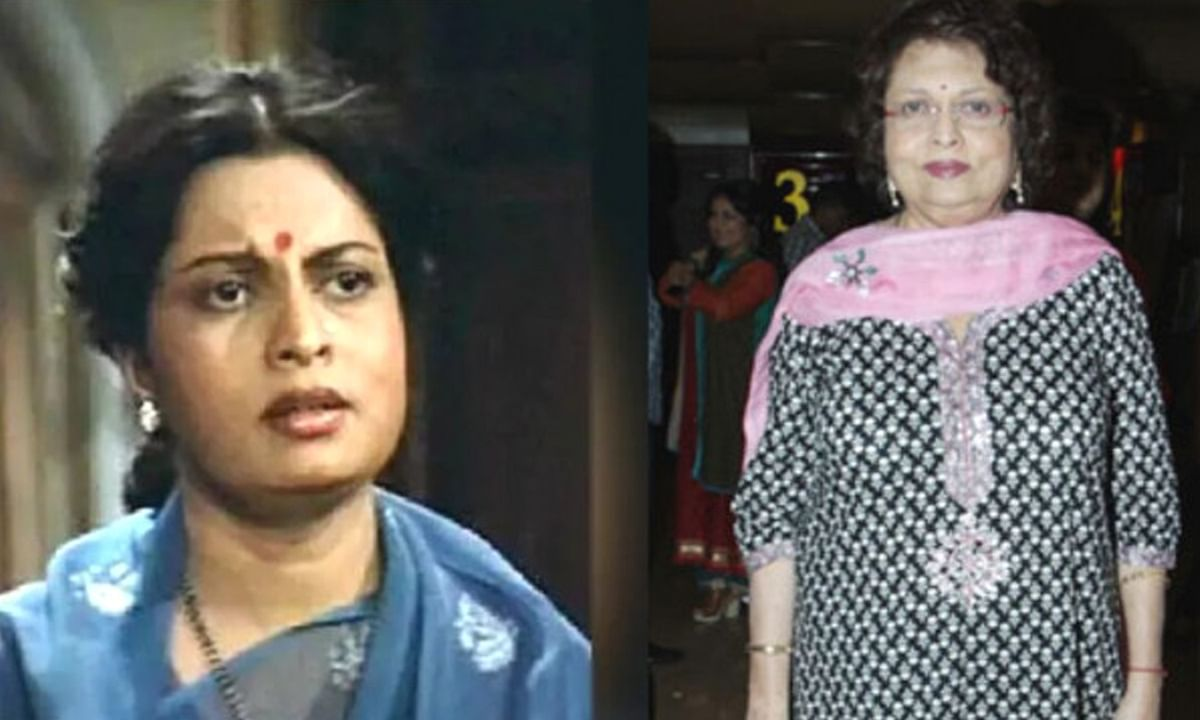 जानी-मानी अभिनेत्री गीता सिद्धार्थ काक का निधन