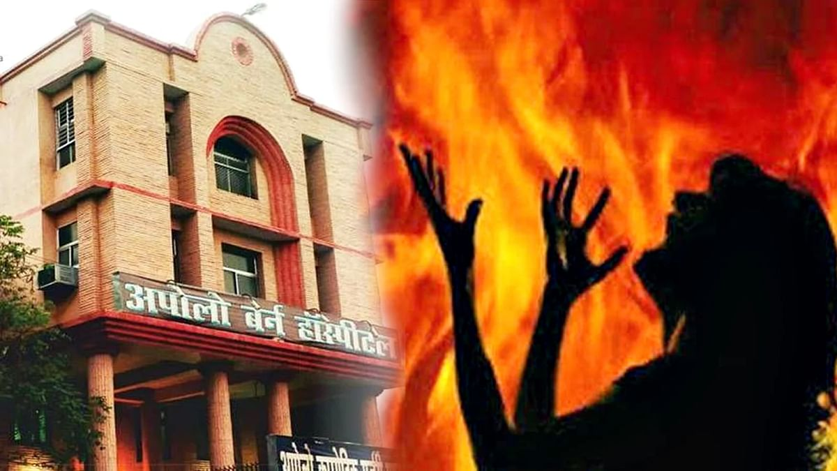 Muzaffarpur Burn Girl Dies