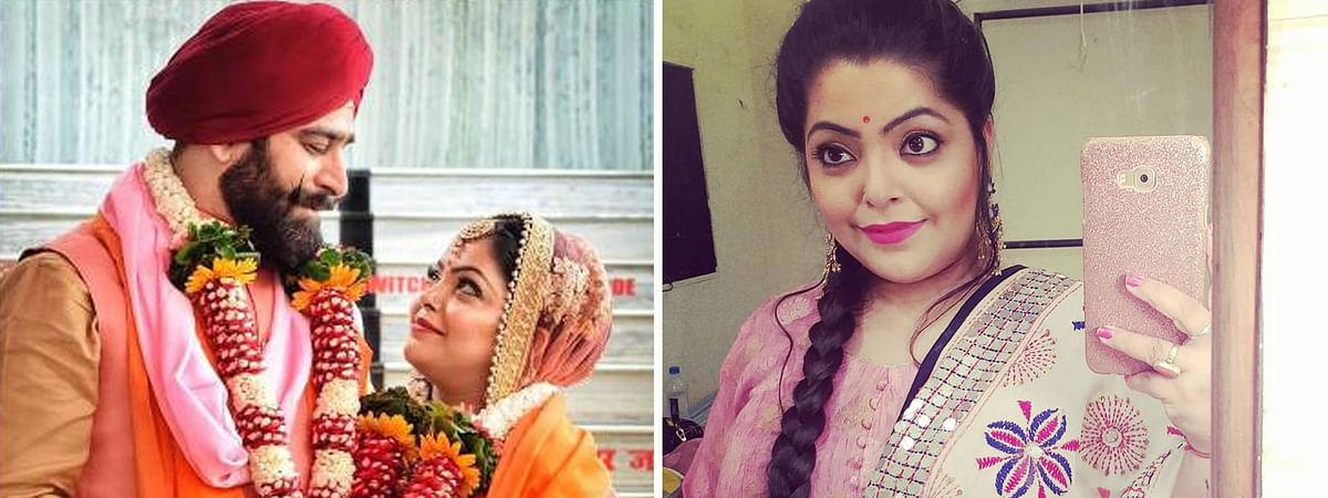 दिव्या भटनागर ने बॉयफ्रेंड संग रचाई शादी