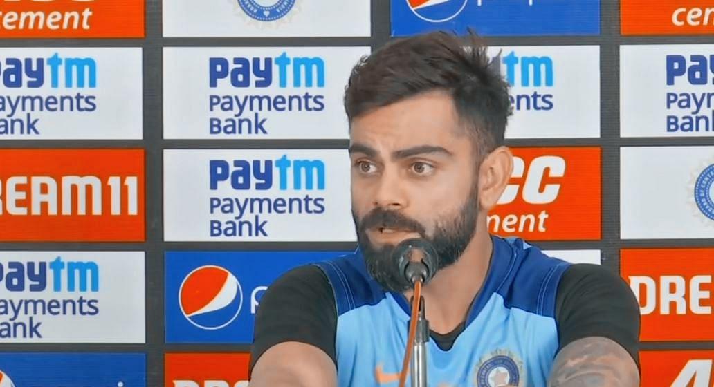 ऑस्ट्रेलिया से वनडे घमासान कल, जिम्मेदार टीम बनाना चाहते हैं कोहली