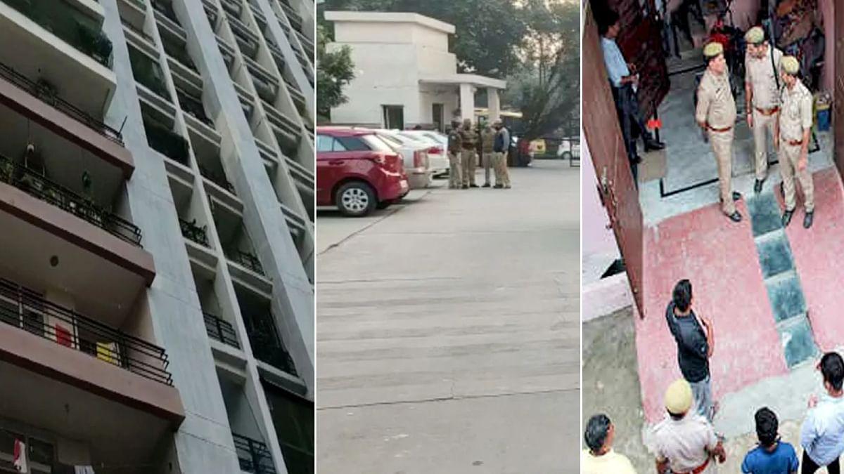 Ghaziabad Murder-Suicide