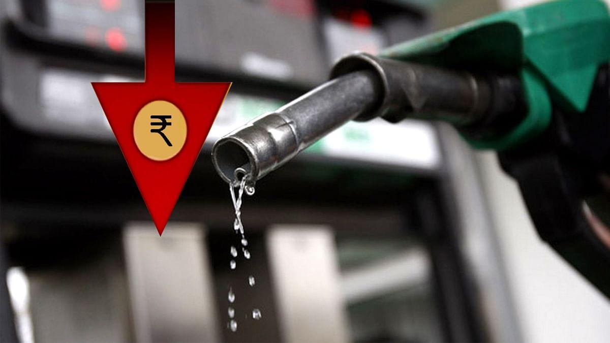 कई महीनों बाद चार राज्यों को मिली पेट्रोल-डीजल की कीमतों में कुछ राहत