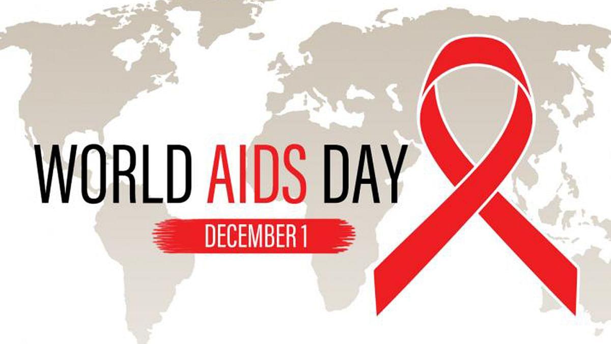 दुनिया भर में हर साल 1 दिसंबर को 'विश्व एड्स दिवस' मनाया जाता है।