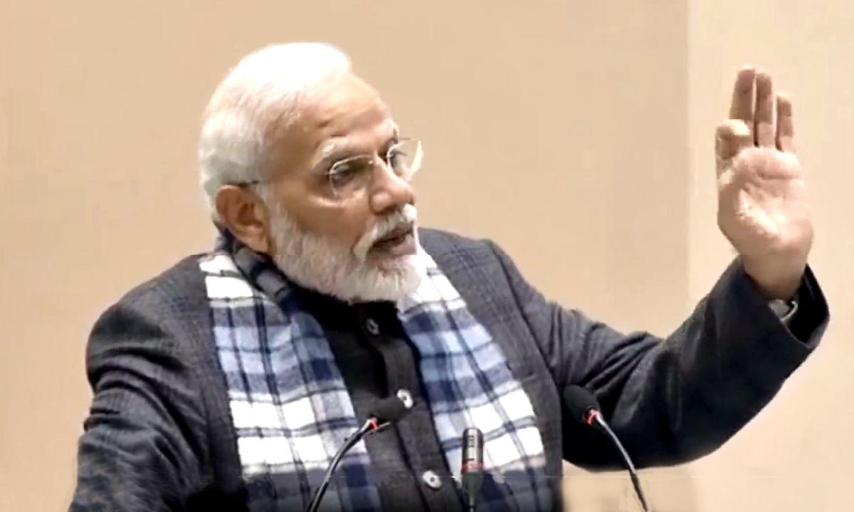 प्रधानमंत्री ने ASSOCHAM कार्यक्रम में की अर्थव्यवस्था पर बात