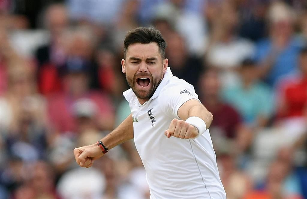 James Anderson's 150th Test Match