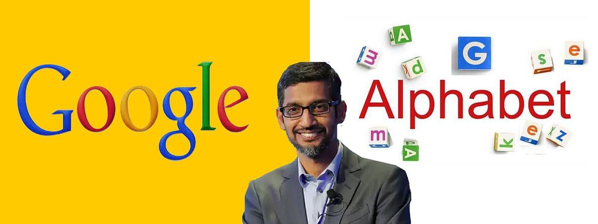 Google & Alphabet New CEO Sundar Pichai