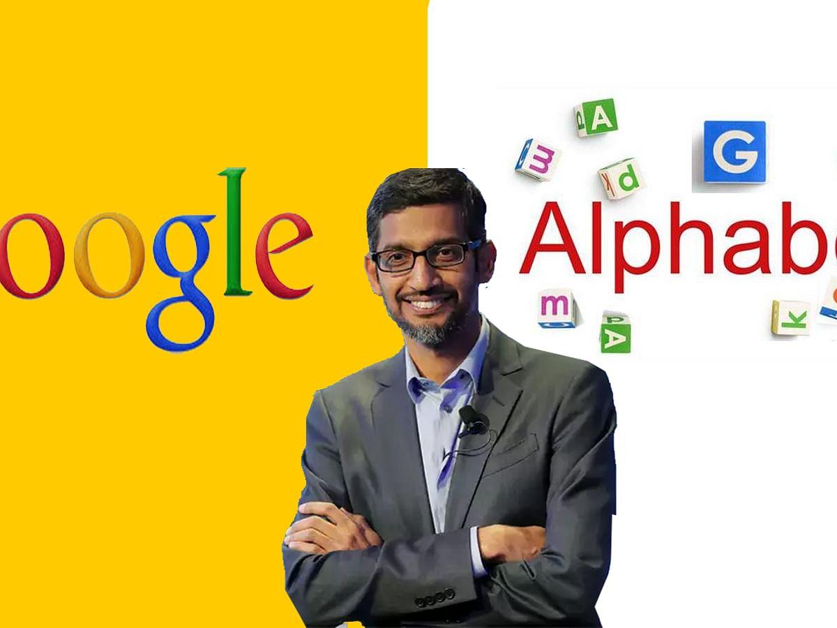 अब सुंदर पिचई संभालेंगे गूगल की पैरेंट कंपनी एल्फाबेट की भागदौड़