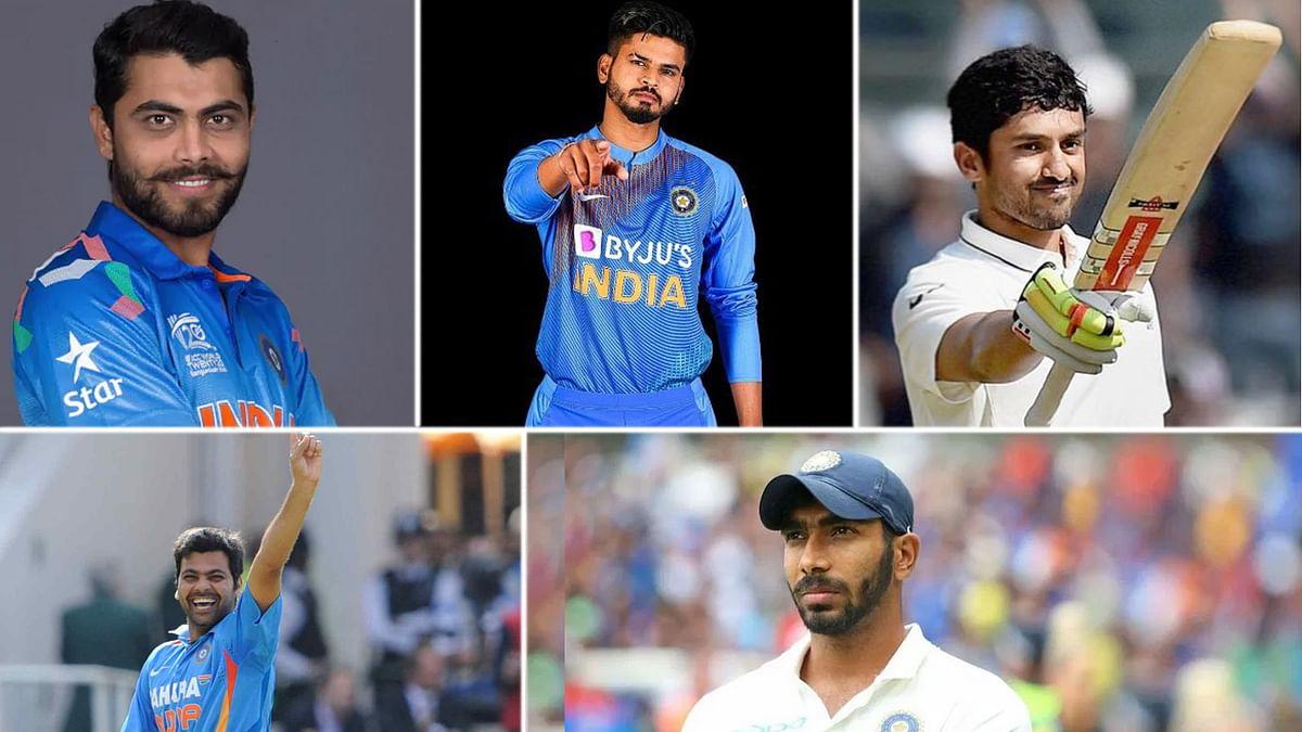 Birthday Special: आज भारतीय क्रिकेट टीम के इन 5 सितारों का जन्मदिन