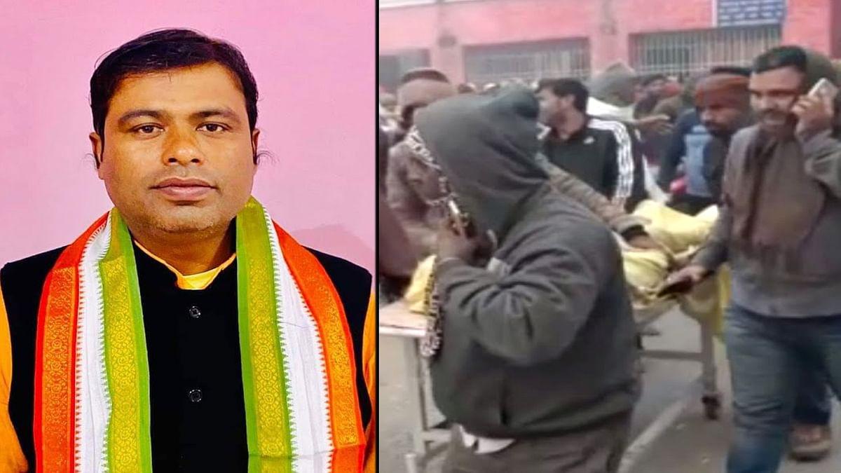 बेखौफ अपराधियों ने की कांग्रेस नेता की हत्या, मचा हड़कंप