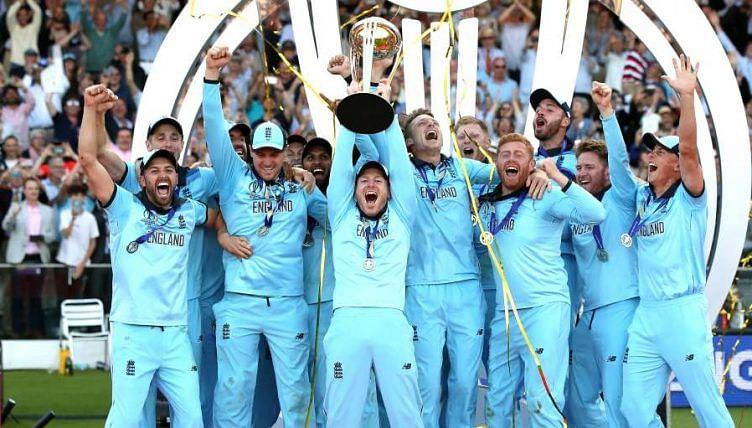 England Wins ODI World Cup 2019