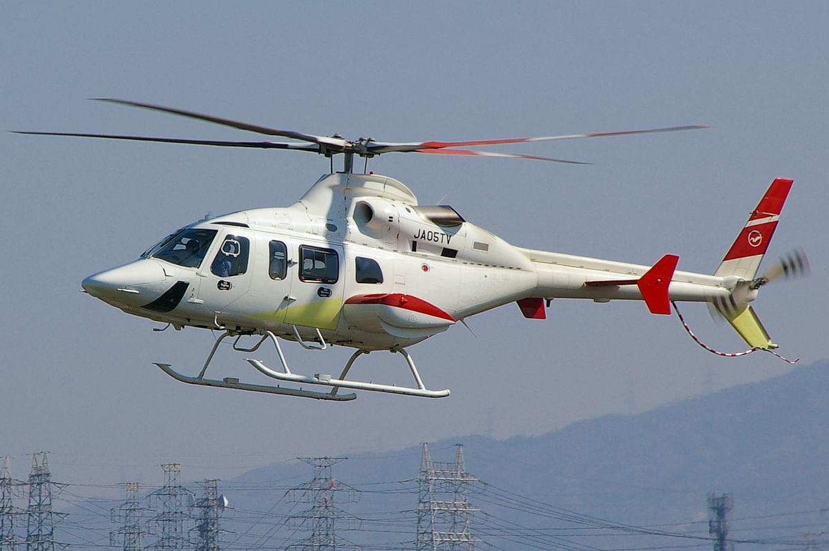 मध्य प्रदेश में शुरू होगी हेलीकॉप्टर सेवा