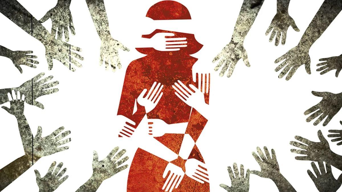 हैवानियत की हदें पार, एक ही महिला हुई 35 लोगों की हवस का शिकार
