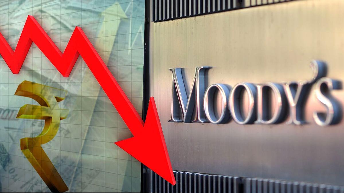 Moody's reduced estimates of economy figures
