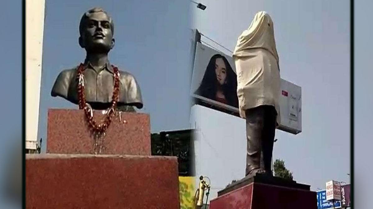 मूर्तियों की सियासत पर नया मोड़, हटेगी अर्जुन सिंह की प्रतिमा