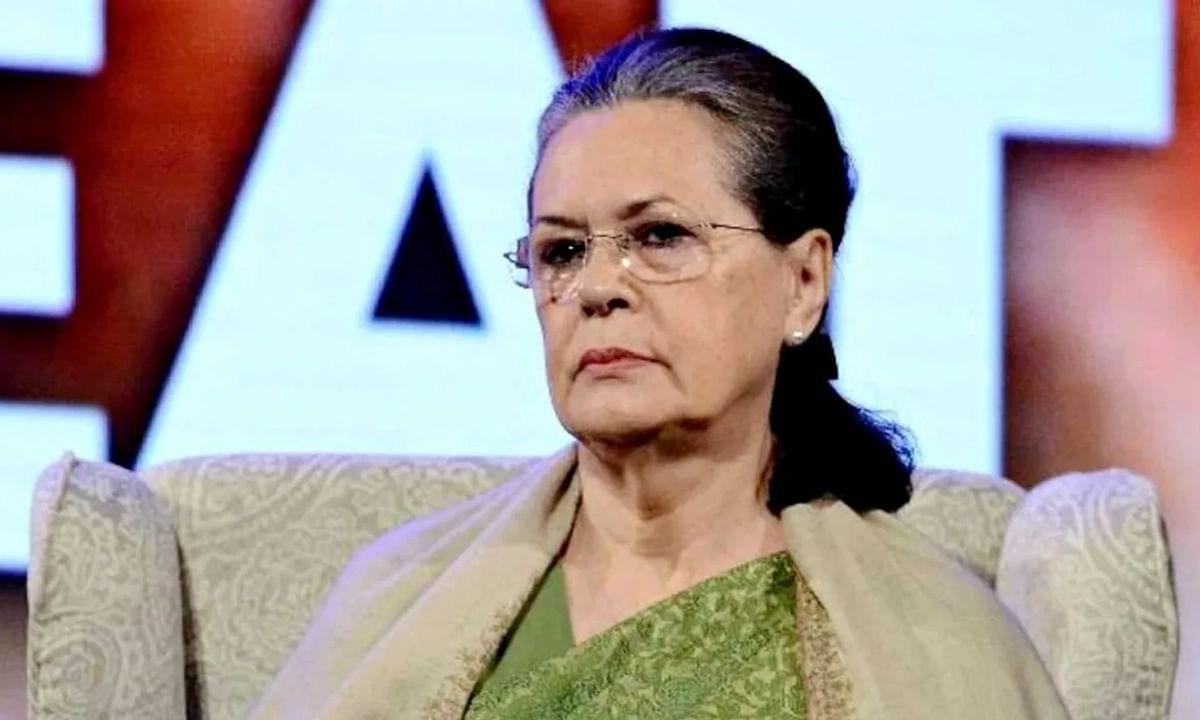 सोनिया गांधी ने बिगड़ती अर्थव्यवस्था को लेकर PM मोदी को लिखा पत्र