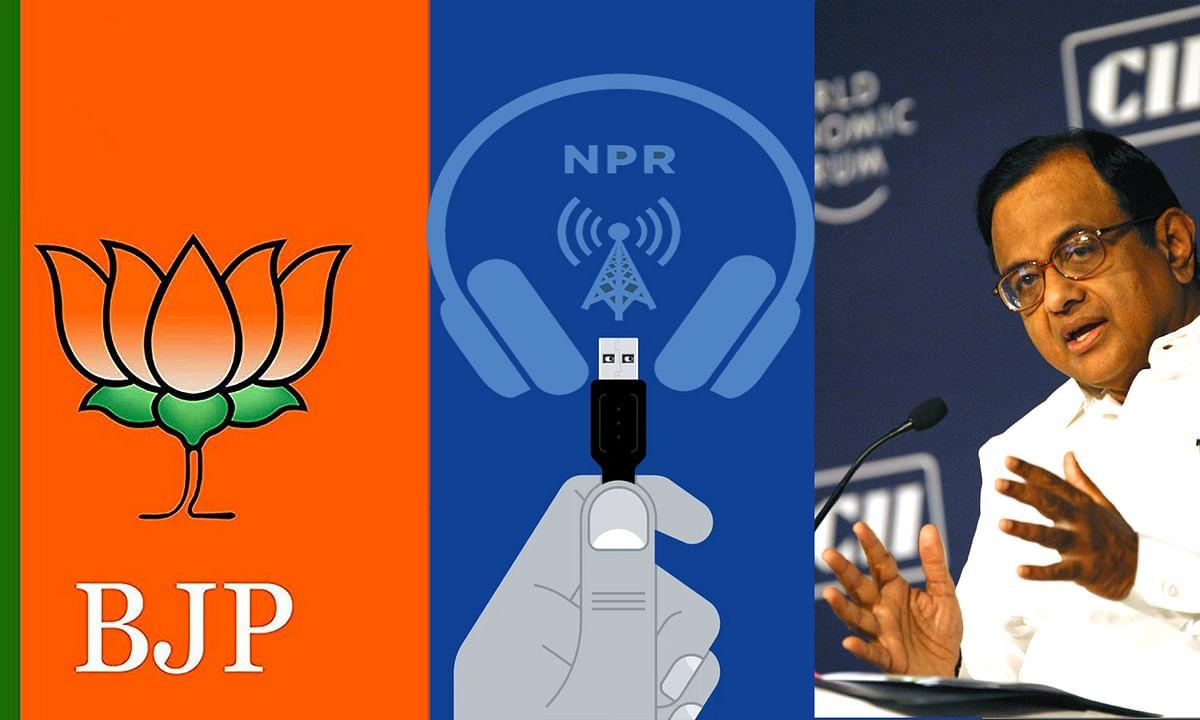 BJP द्वारा जारी किये वीडियो क्लिप पर चिदंबरम ने दी प्रतिक्रिया