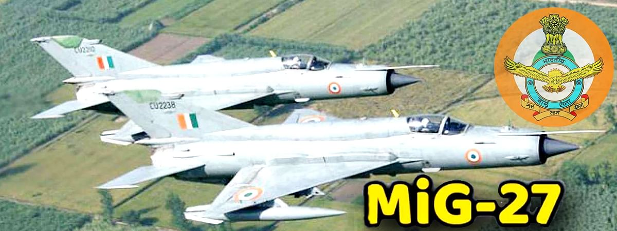 MiG-27 Aircraft