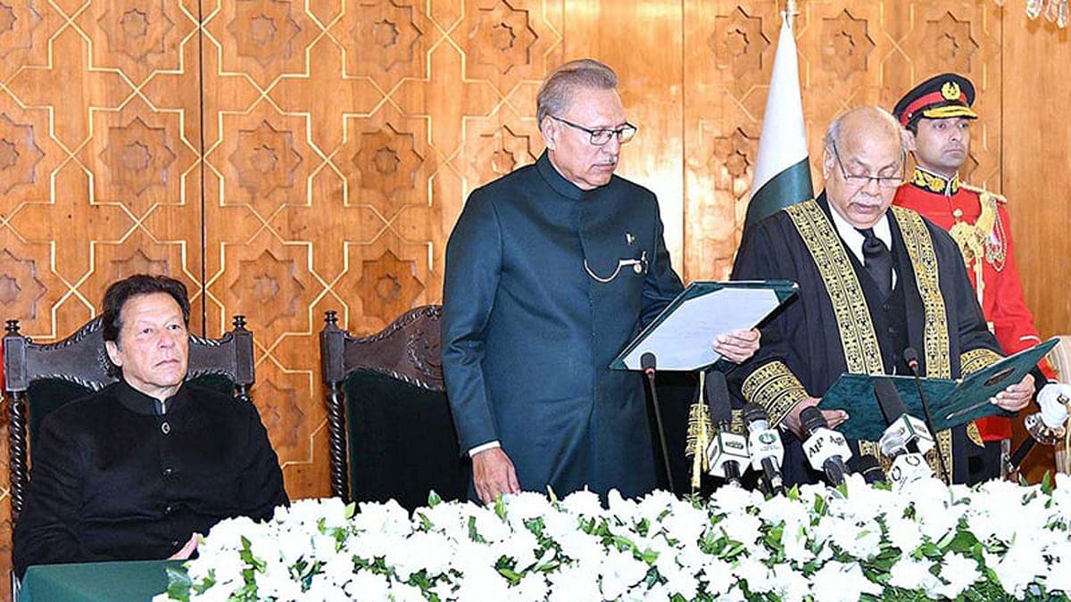 जस्टिस गुलज़ार अहमद बने पाकिस्तान के 27वें मुख्य न्यायाधीश