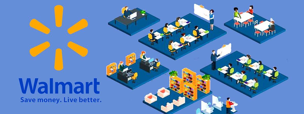 Walmart - Institute to train MSME Entrepreneurs